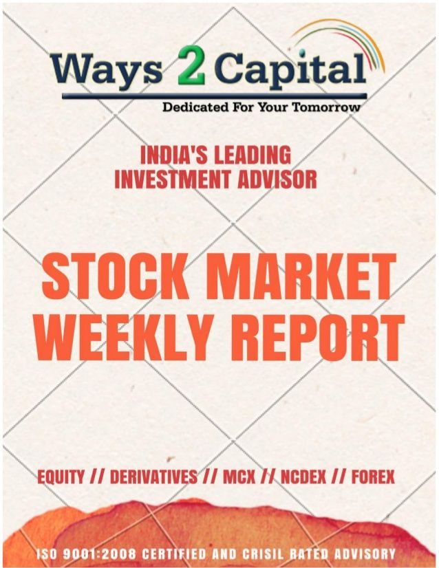 NIFTY FIFTY : - The market has kick-started in the Minor weak trend on monday Nifty was down 16.30points or 0.2 percent at 7745.65. The mixed trend seen in Asian markets.The fall in the Indexes Followedlosses on Wall Street that shed 2 per cent on last Friday after crude oil prices hit their fresh seven-year lows.