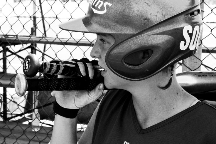 my friends_DOLPHINS-during a softball match