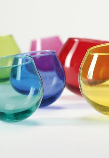 Glasses. Rainbow ...