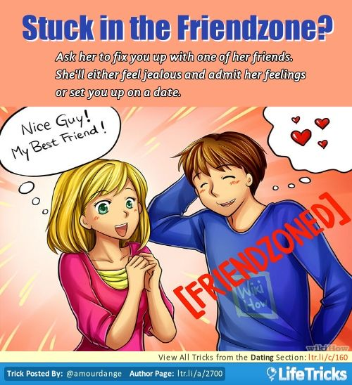 from Trey friend zone dating