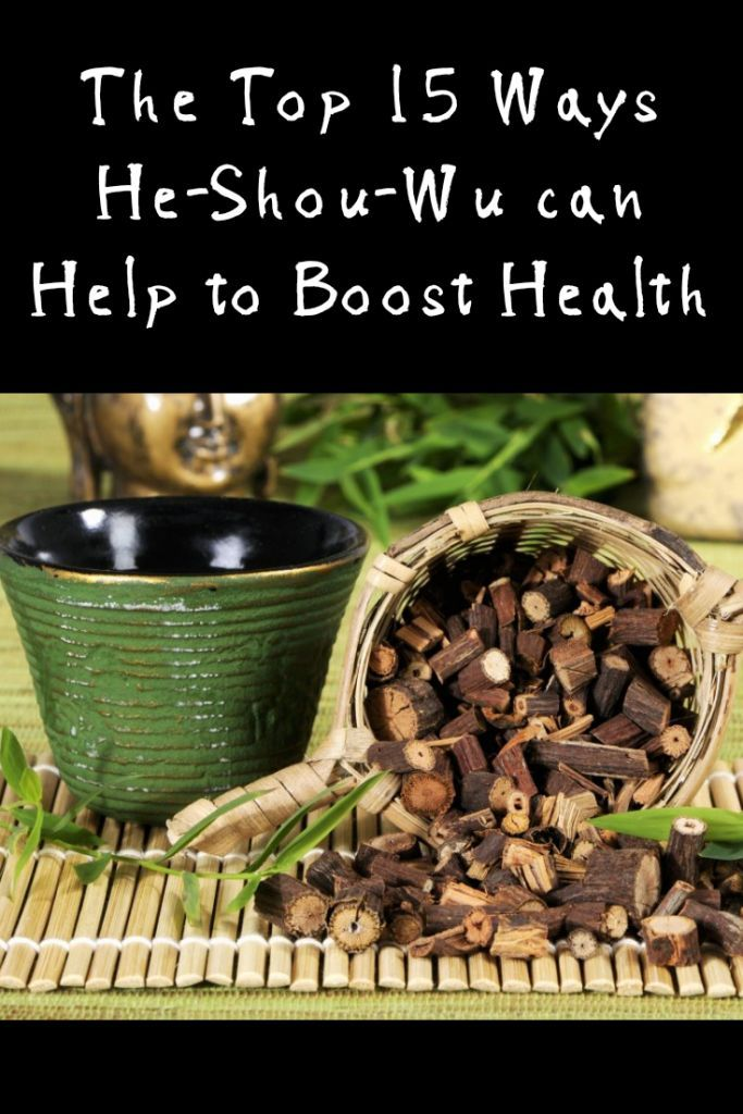 The Top 15 Ways He Shou Wu Can Help To Boost Health Treasures Of