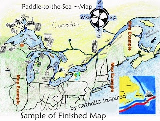 Paddle-to-the-Sea ~ Literature Study