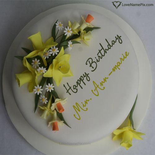 Birthday Cake Generator Scraps