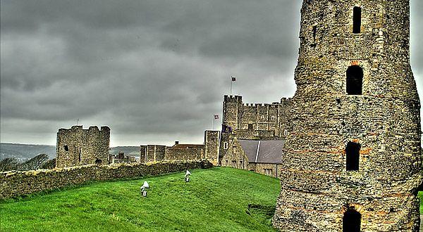 Castelos Ingleses (Reino Unido)
