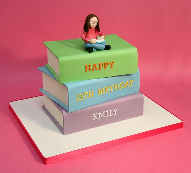 17 Best images about Book Birthday Cakes on Pinterest ...