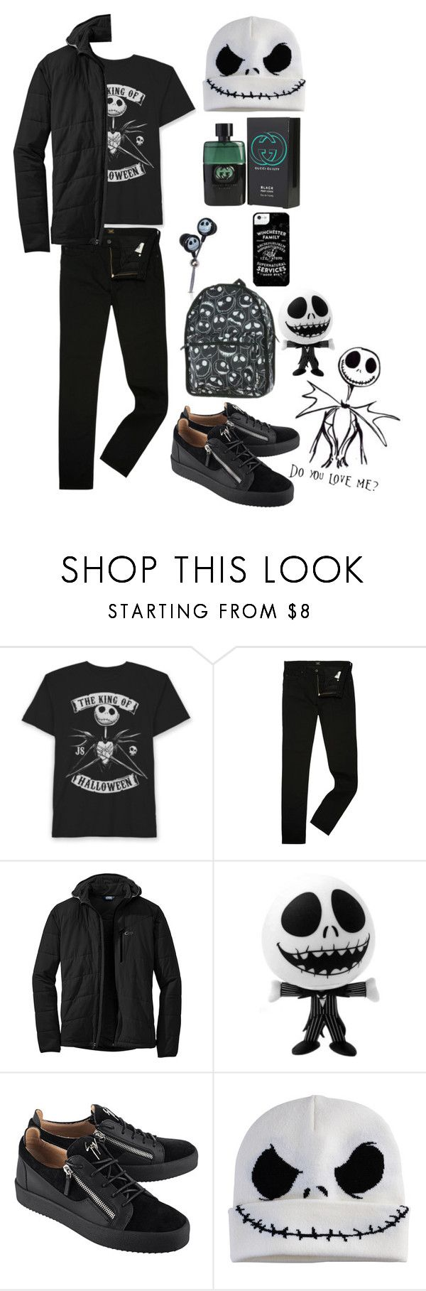 """""""Sans titre #946"""" by kokoxpops ❤ liked on Polyvore featuring Lee, Outdoor Research, Disney, Giuseppe Zanotti, Gucci, men's fashion and menswear"""