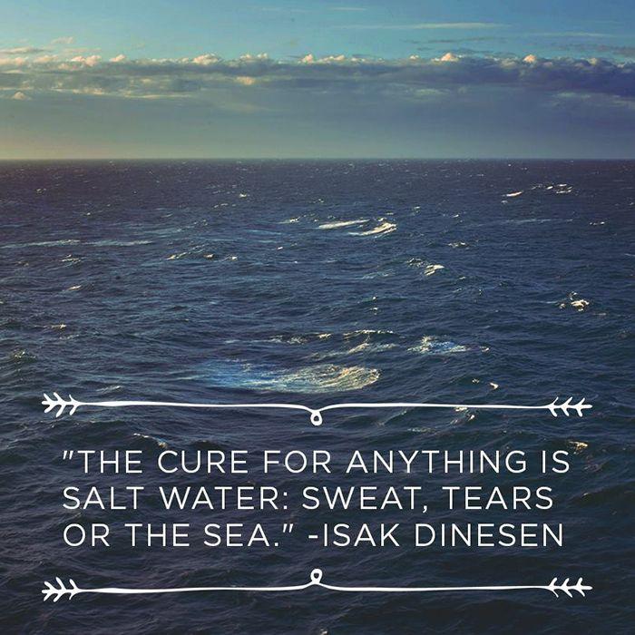 1000+ Salt Water Quotes On Pinterest