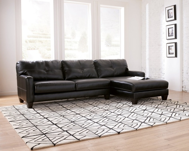 1000 ideas about black sectional on pinterest beige for Ashley beige sofa chaise