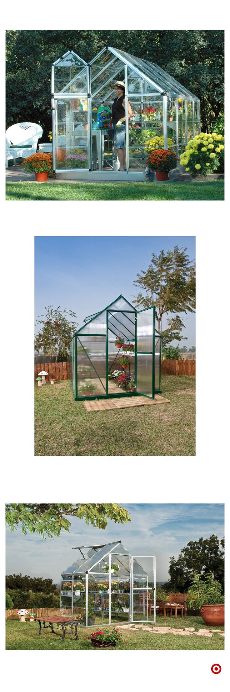 Shop Target for greenhouse you will love at great low prices. Free shipping on all orders or free same-day pick-up in store.