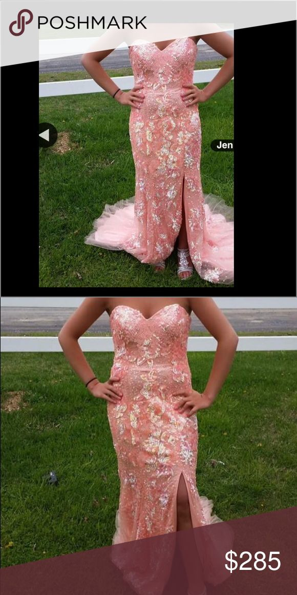 Beautiful prom dress Worn for two hours for prom Dresses Prom