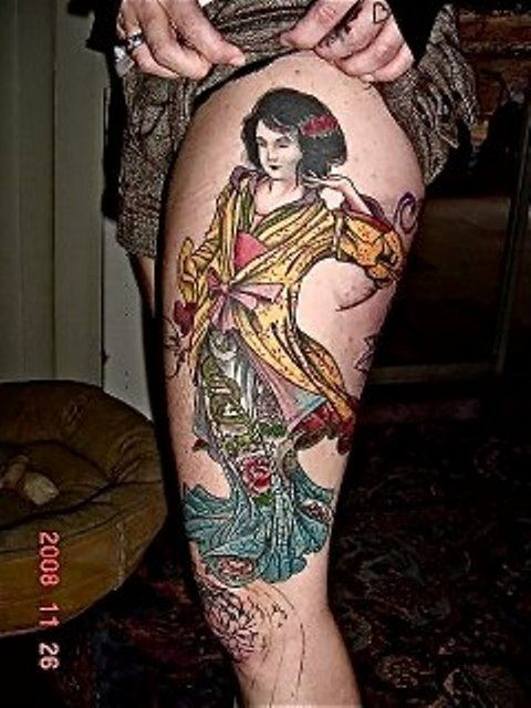 tattoos: Picture Tattoos A Modern Body Art