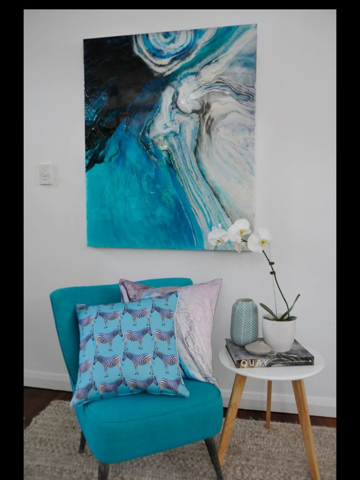 My art and cushion designs
