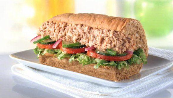 how to make subway tuna