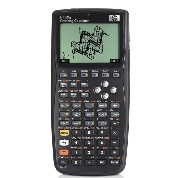 HP 50G - Calculadora Gráfica HP 50G - Graficadora HP50G