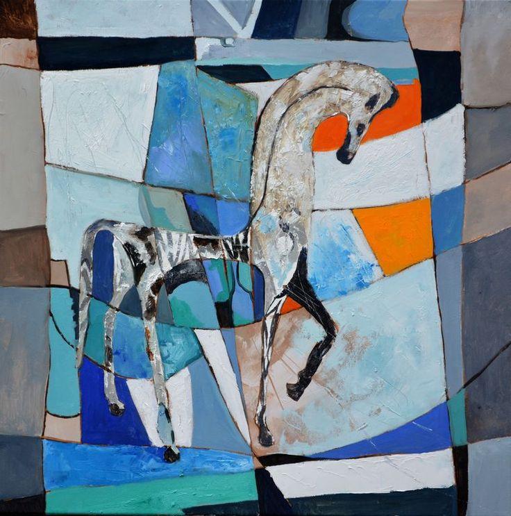 antique grecian horse