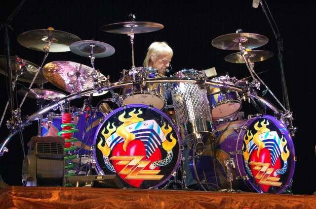 Drummerworld: Frank Beard