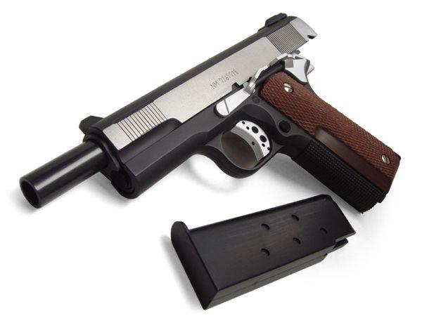 "Yuri Custom Works M1911A1 CUSTOM ""NAKED SNAKE's .45(ver.3 ... M1911 Custom Mgs4"