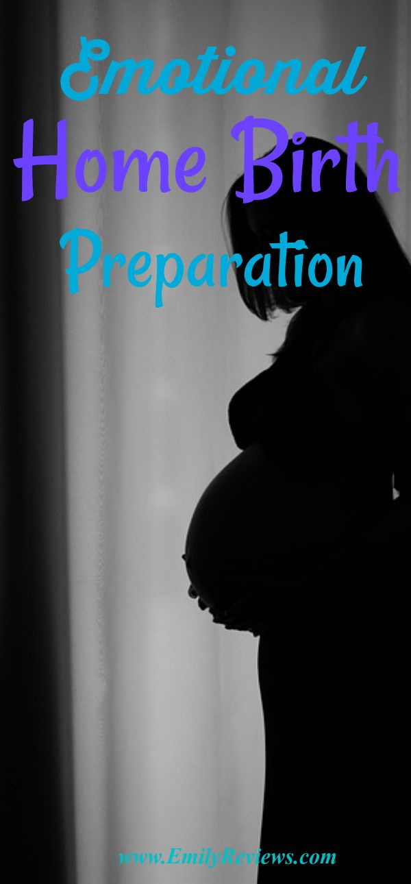 You have your birthing pool, your birthing ball, and your other home birth supplies. Have you emotionally prepared for your home birth yet? #homebirth
