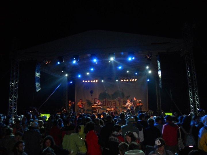 Margineanu la PadinaFest 2011