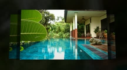 Enjoy your next holiday in Thailand at this unique, full board holiday pool villa