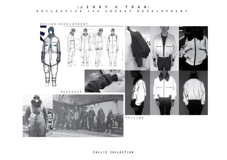 Fashion plus Application - 2014 Graduate Collection - ArtsThread Portfolio From Jenny K Tran