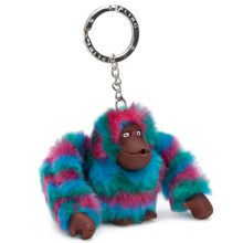 A bright  best friend that's just as colorful as you! Ready to swing by your side from adventure to adventure.