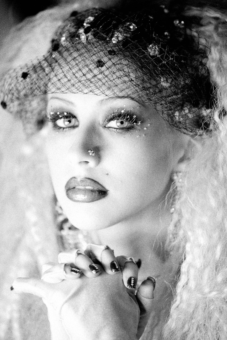 45 best Christina Aguilera images on Pinterest | Burlesque ...