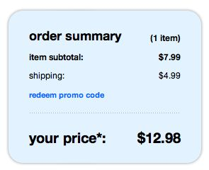 9 Things Designers Can Learn from Target's Checkout Form #conversion #ecommerce
