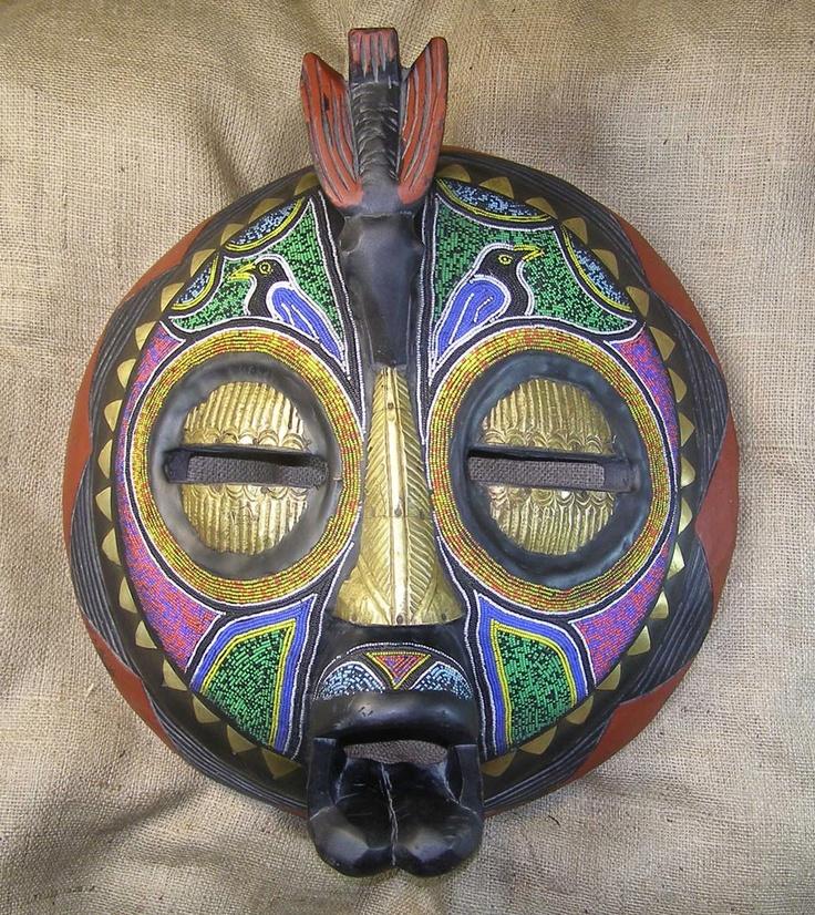 Baluba Mask African Mask Art