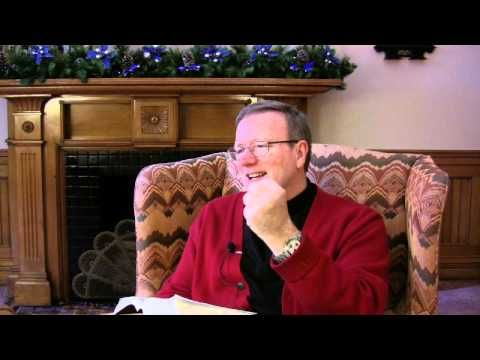 Fr. Barron comments on The Genealogy of Jesus