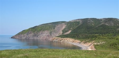 These are the Mabou Highlands taken from the Mabou Coal Mines.  This coastline is absolutely beautiful!