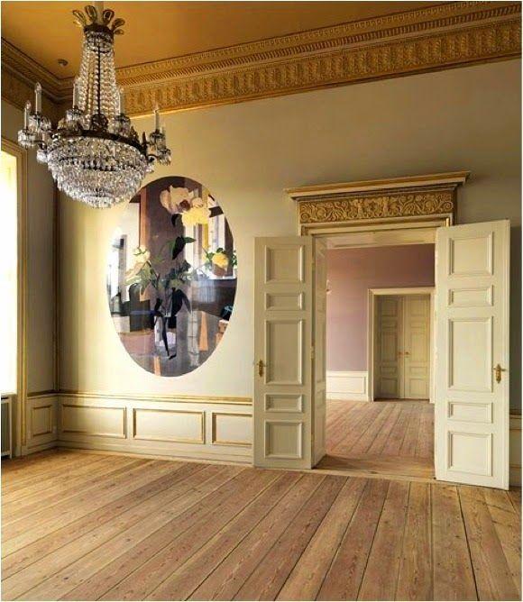 "royaltyandpomp: "" THE PALACE Amalienborg Slot, Copenhague, of The Kings of Denmark """