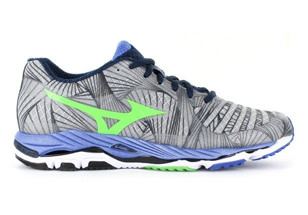 MIZUNO Mens Wave Paradox Alloy Blue | Mizuno Shoes | The Athletes Foot