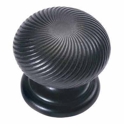 HickoryHardware Mushroom Knob