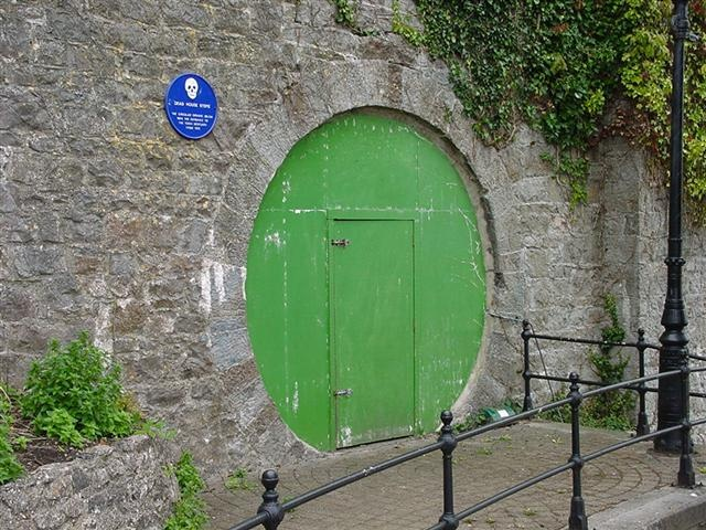 Town mortuary, Tenby, Wales
