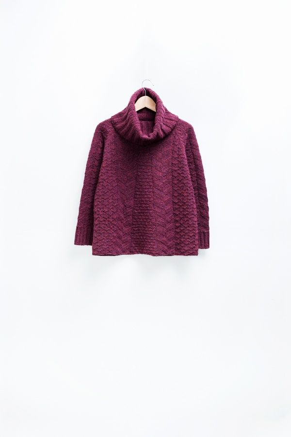 Brooklyn Tweed Midway pullover
