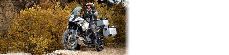 Motorcycle Luggage & Racks