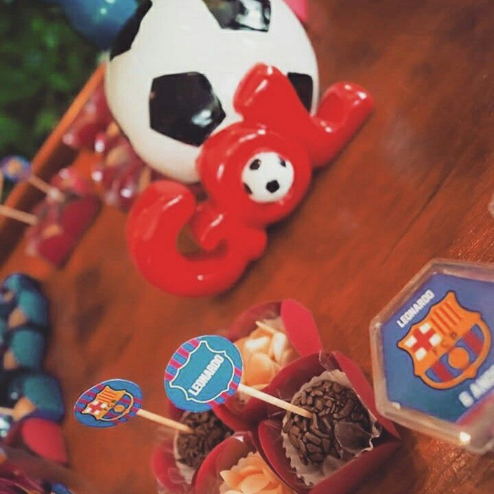 Leo futebol Barcelona