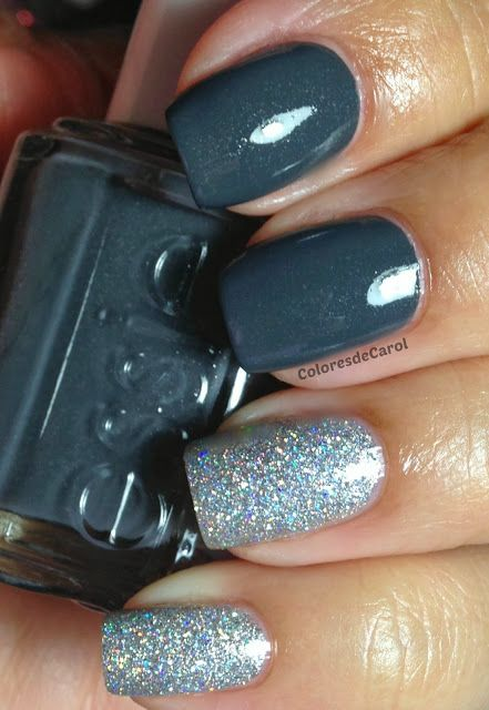 Essie Cashmere Bathrobe and Morgan Taylor Fame Game