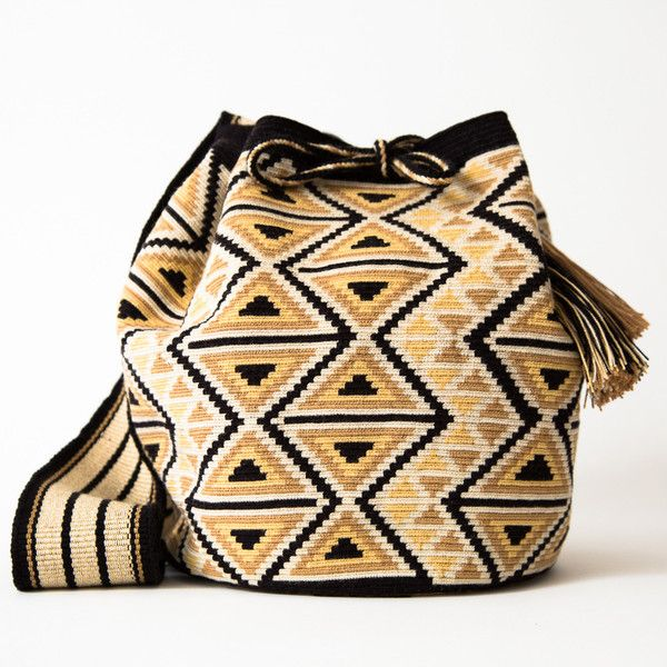 Handmade Bag   WAYUU TRIBE Crochet Bags, Fair Trade – WAYUU TRIBE   Handmade Wayuu Mochilas Boho Bags