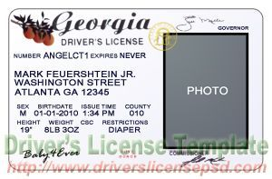 17 best ideas about driver 39 s license on pinterest for Tennessee drivers license template
