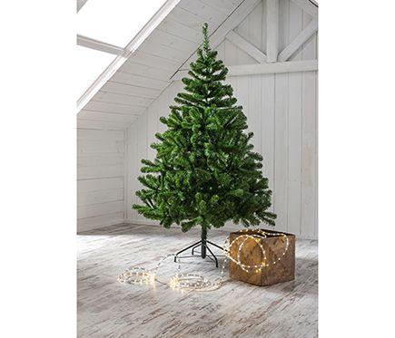 Árbol de Navidad verde de 150cm VERMONT - Leroy Merlin