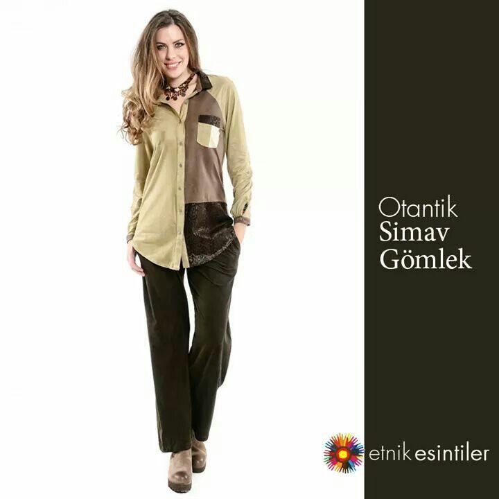 Otantik Semav Gömlek #otantik #etnik #gömlek #modelleri Ürünümüze aşağıdaki linkten ulaşabilirsiniz. http://goo.gl/3VT9td