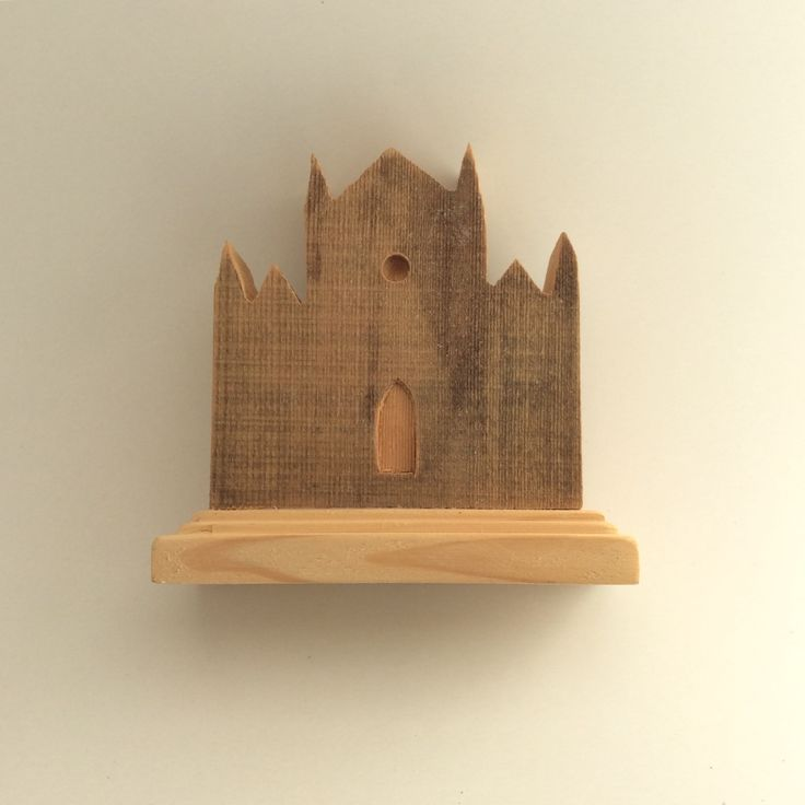 Santa Croce,  made in reclaimed wood