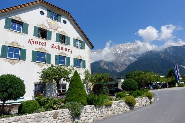 Familiengeführtes Alpenresort Schwarz in Tirol