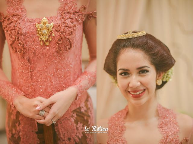 Javanese bride to be. See more at www.lemotionphoto.com