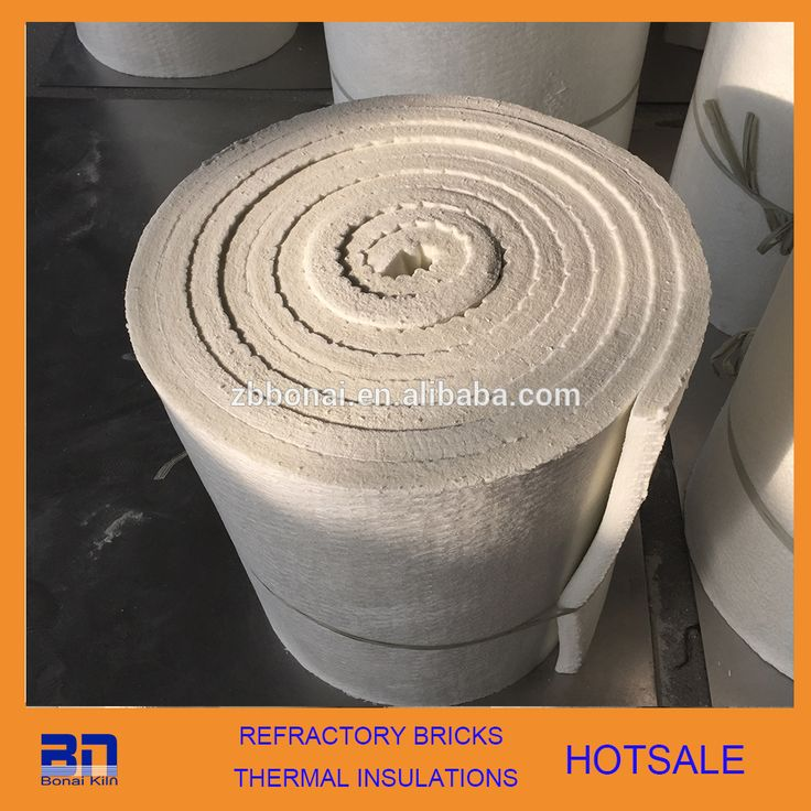 Best quality ceramic fiber blanket for kilns