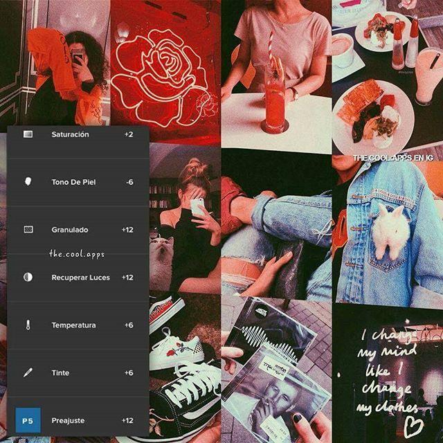 » Hola! Nuevo post! Este filtro resalta bastante los colores rojo y beige. Me gustó bastante porque le da un toque grunge a tus fotos, y se ve súper cool en fotos que sean de letreros neones. Esperó les guste. Este filtro va más con fotos de objetos y no con selfies almenos que no sean fotos directas de tu cara. • EL FILTRO ES GRATIS Y LA APP ES VSCO. • COMENTA emojis rojos. ❤️