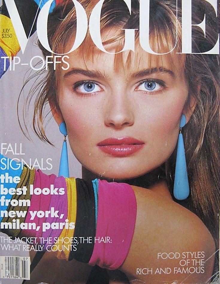 Fashion Magazine Covers S