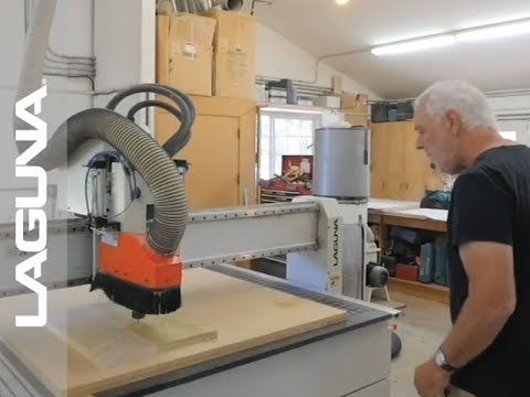 Making a Guitar on a Desktop CNC Router - YouTube
